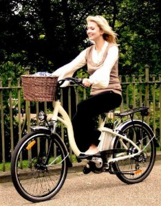 test ride an electric bike in Leicester