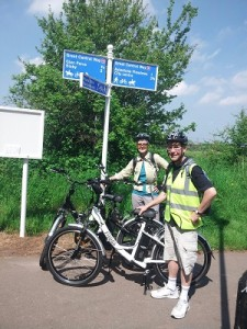 Ebike Tour Great Central Way