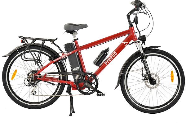 Win A 163 1000 Freego Electric Bike This Week With Sky